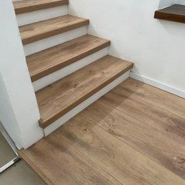 מדרגות פרקט בחיפה